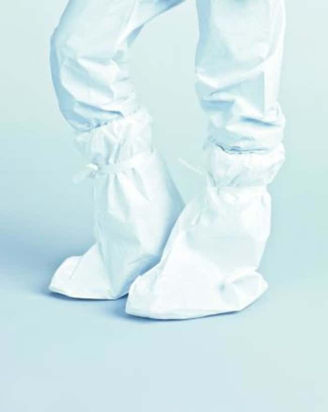 Ansell BioClean-D Non-Sterile Disposable Overboots Long:Gloves, Glasses