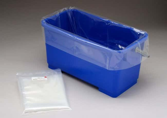 Micronova Non-Sterile BucketLiner Dimensions (L x W): 31 x 19 in.:Wipes,