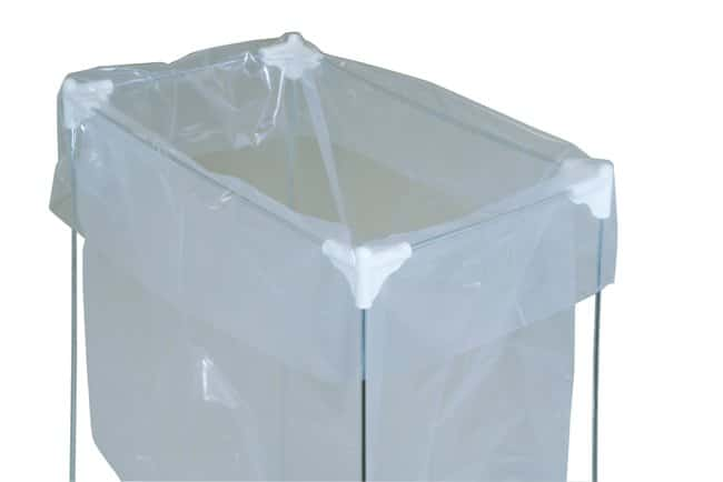 Micronova Irradiated BinLiner Bags Dimensions (L x W): 40 x 48 in.; Packaging: