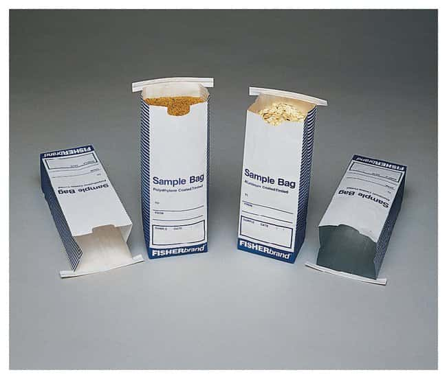 Fisherbrand™ Heavy-Paper Lined Sample Bags