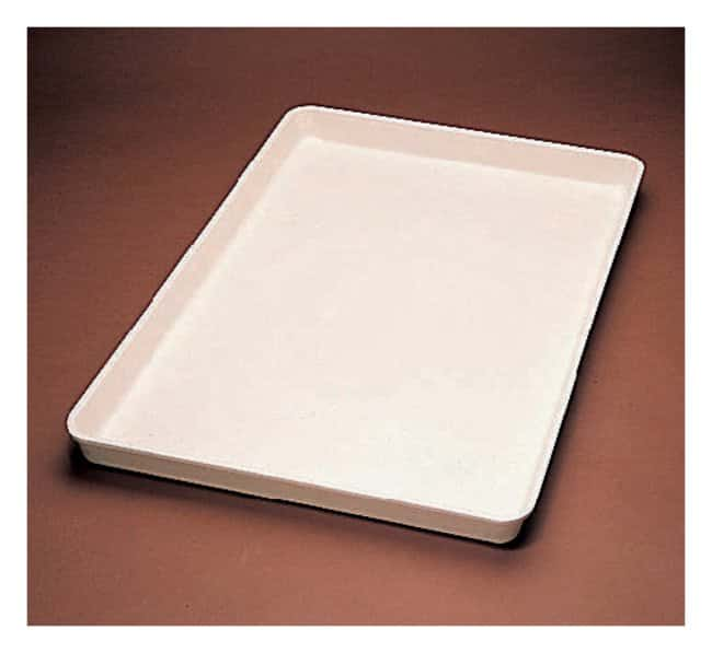MFG Tray Safety Tray for Reagents Reagent tray; O.D.: 30L x 20W x 2 in.H:Wipes,