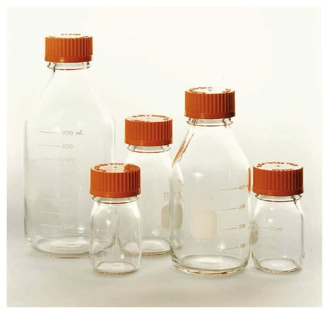 PYREX™ Reusable Media Storage Bottles
