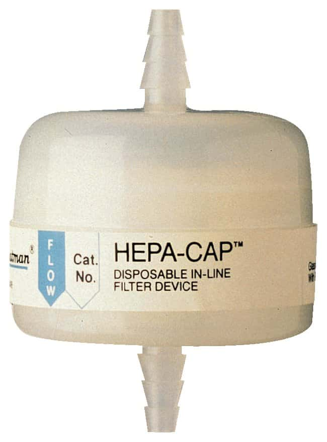 Cytiva (Formerly GE Healthcare Life Sciences)Whatman™ HEPA-Cap Disposable Air Filtration Capsules: Particulate Detection Chemical Monitoring Instrumentation