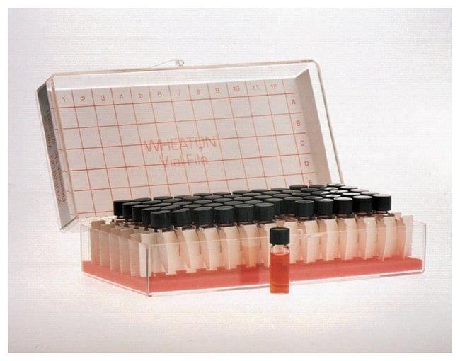 DWK Life SciencesWheaton™ M-T Vial File™ and Accessories