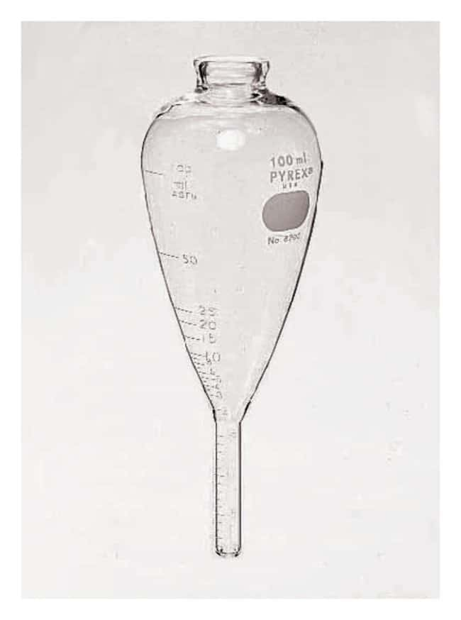 PYREX™ Pear-Shaped Glass Centrifuge Tubes