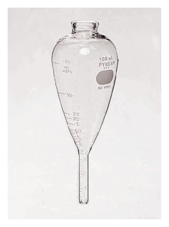 PYREX™ Pear-Shaped Glass Centrifuge Tubes