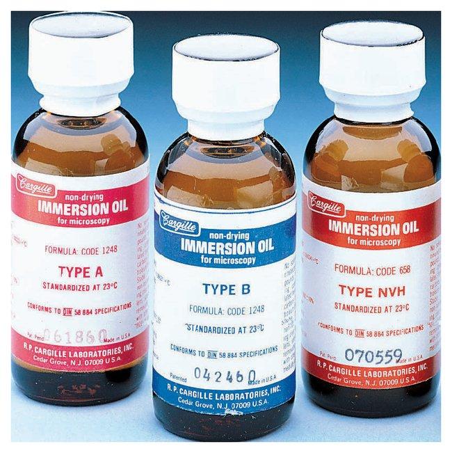 CargilleImmersion Oil Viscosity: very high, 2,1000cSt +/-10% at 23deg.C;