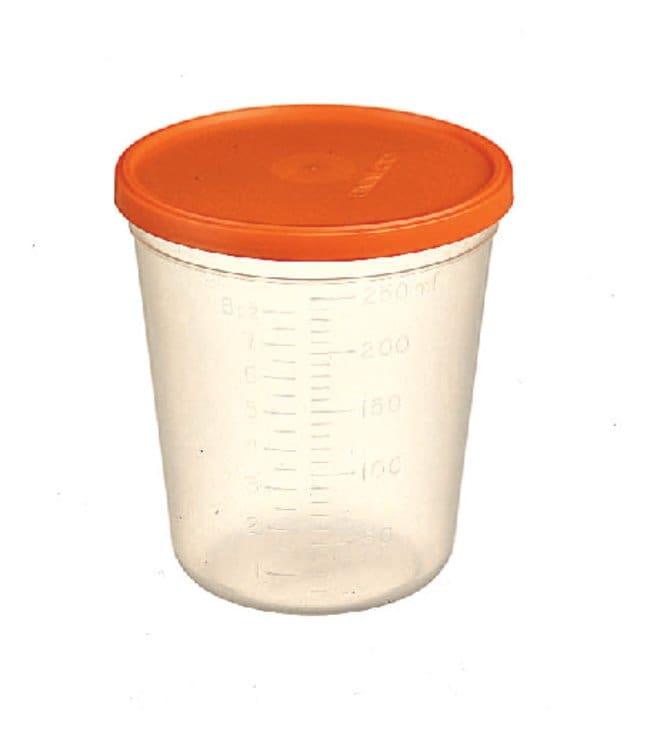 Corning  Graduated Disposable Polypropylene Beakers with Lids