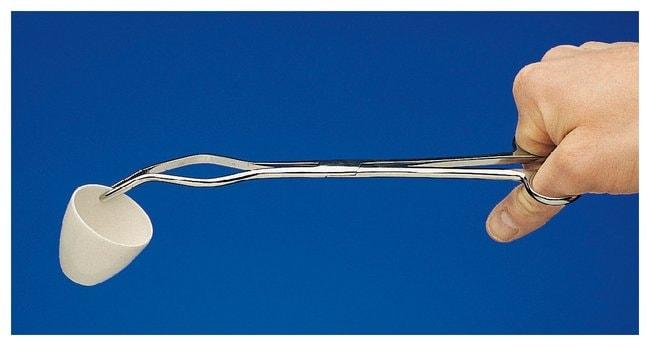 Fisherbrand™Stainless-Steel Crucible Tongs