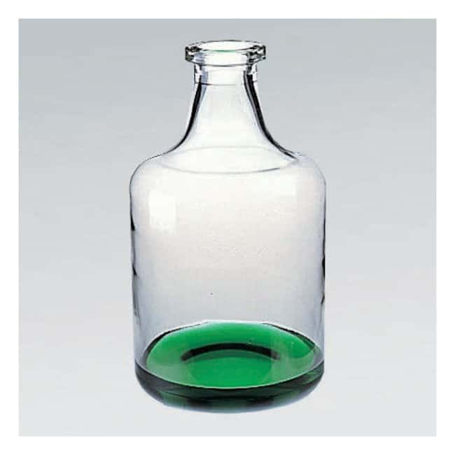 DWK Life Sciences Kimble™ Kontes™ KIMAX™ KimCote™ Heavy-Duty Solution Bottle (Carboy)