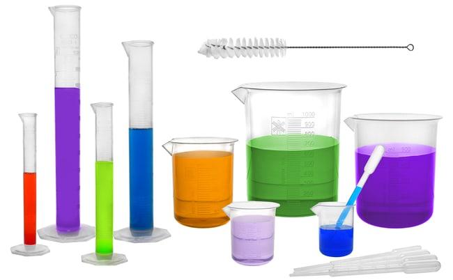 Eisco™Ultimate Plastics Kit, 15 Piece<img src=