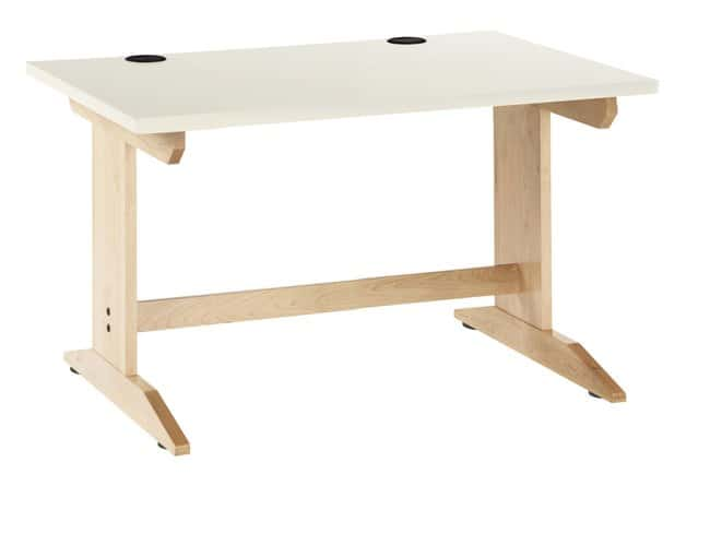 Diversified Woodcrafts Layout Table   Without casters; Width: 36 in.; Height: