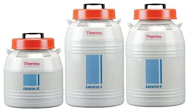 Thermo ScientificLocator Plus Rack and Box System Packages Locator 6 Plus;