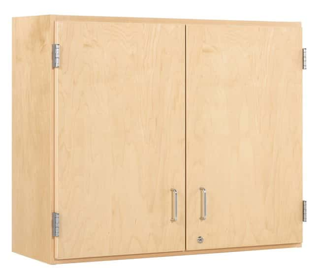 Diversified Woodcrafts Maple Wall Cabinets   Solid double door; D x W x