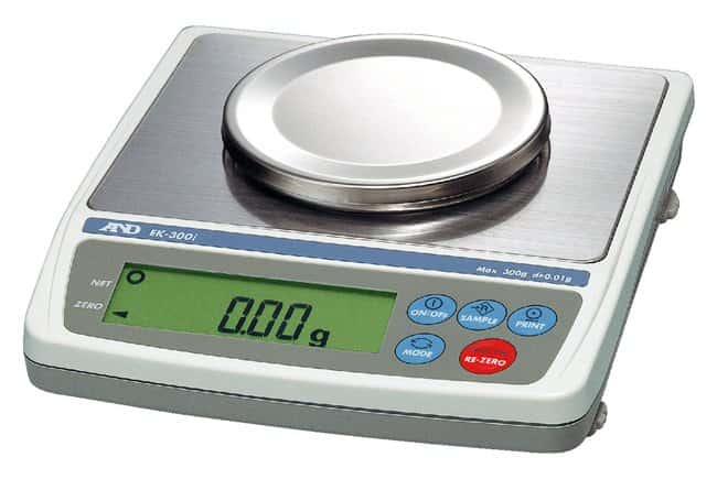A&D Weighing Bilance compatte Everest Serie EK-I 4000 g x 0.1 g A&D Weighing Bilance compatte Everest Serie EK-I