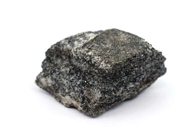 Eisco Biotite Gneiss Specimen :Teaching Supplies:Earth and Space