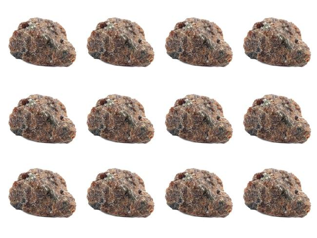 Eisco Garnet Mineral Specimen :Teaching Supplies:Earth and Space