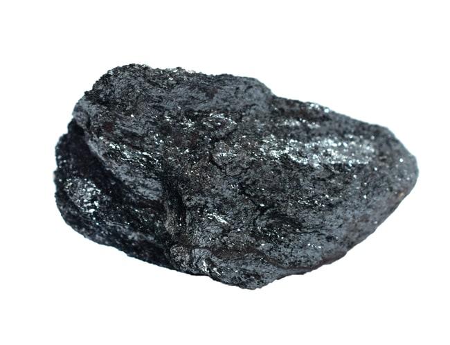 Eisco Hematite Mineral Specimen  Specimen Size: 2 to 3 cm; Quantity: 1/Ea.:Teaching