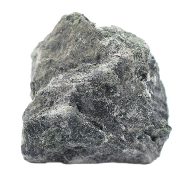 Eisco Serpentinite Metamorphic Rock Specimen  Specimen Size: 2 to 3 cm;