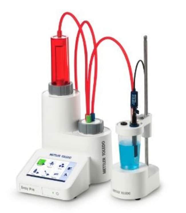 METTLER TOLEDOEasyPlus Easy KFV Titrator Water content determination; 100