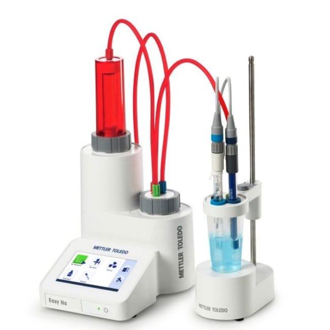 METTLER TOLEDOEasy Na Sodium Analyzer Sodium content determination; 0.3