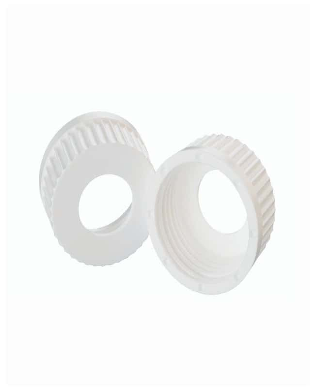 Wheaton  Colored Polypropylene Caps With Center Hole