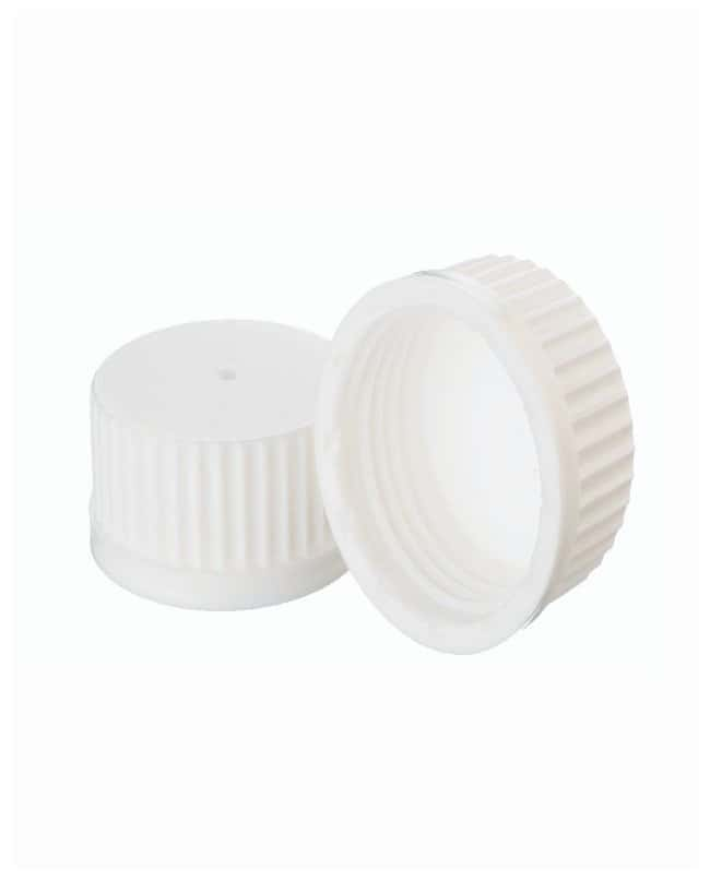 DWK Life Sciences Wheaton™ Polypropylene Caps for Lab 45 Graduated Bottles
