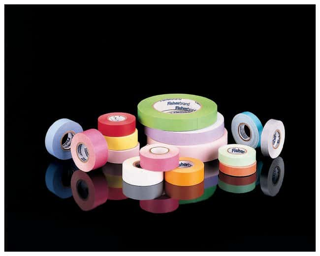 Fisherbrand Colored Labeling Tape, Rainbow Pack:Testing and Filtration:Food
