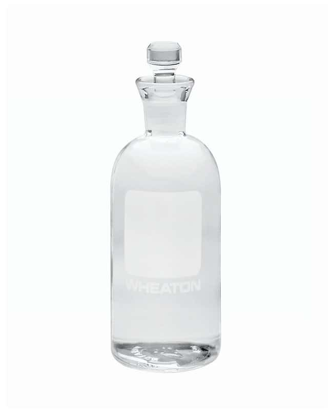 DWK Life SciencesWheaton™ BOD Bottles 300mL; Robotic stopper; Unnumbered DWK Life SciencesWheaton™ BOD Bottles