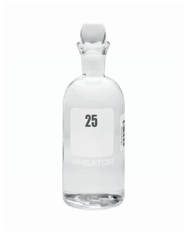 DWK Life SciencesWheaton™ BOD Bottles 300mL; Pennyhead stopper; No. Sequence: 25 to 48 DWK Life SciencesWheaton™ BOD Bottles