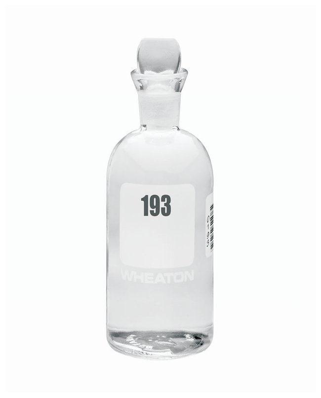 DWK Life SciencesWheaton™ BOD Bottles 300mL; Pennyhead stopper; No. Sequence: 193 to 216 DWK Life SciencesWheaton™ BOD Bottles