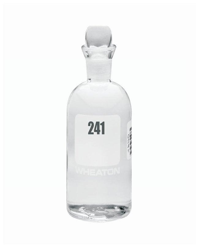 DWK Life SciencesWheaton™ BOD Bottles 300mL; Pennyhead stopper; No. Sequence: 241 to 264 DWK Life SciencesWheaton™ BOD Bottles