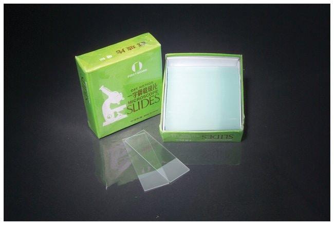 United Scientific Supplies Microscope Slides  Glass:Teaching Supplies
