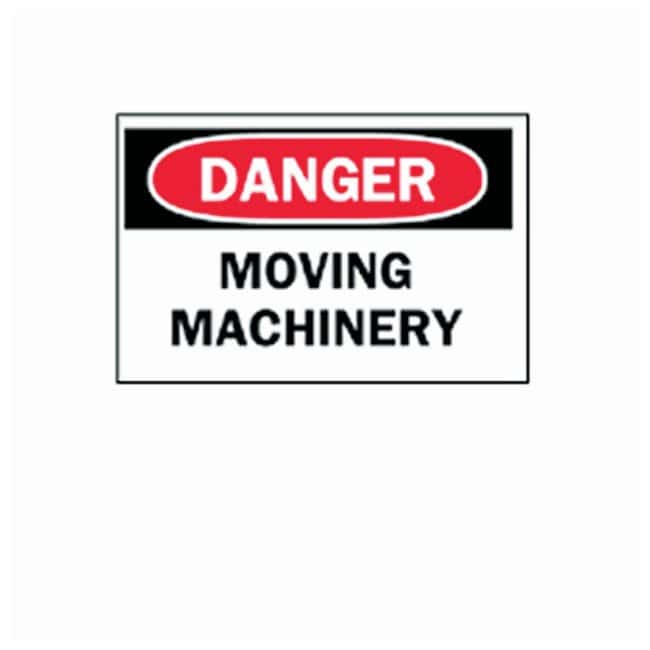 Brady™Machine and Operational Signs