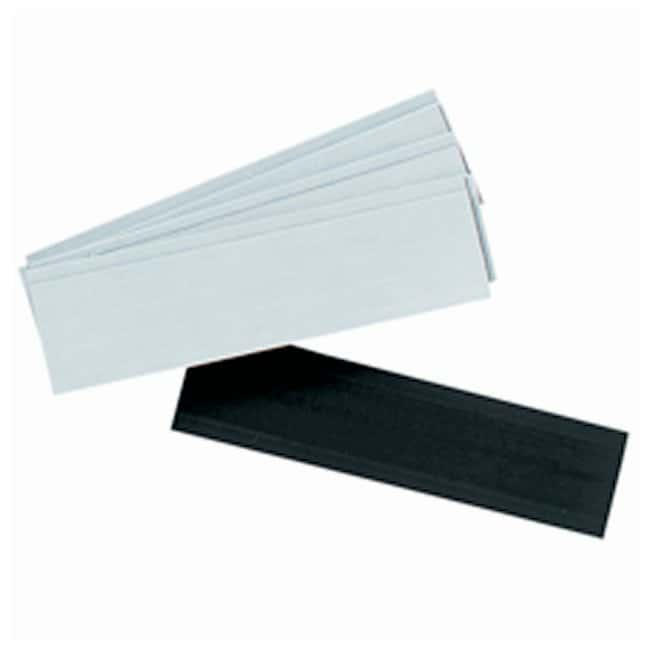 Brady Magnetic Strips  Size: 1H x 4 in.W:Gloves, Glasses and Safety