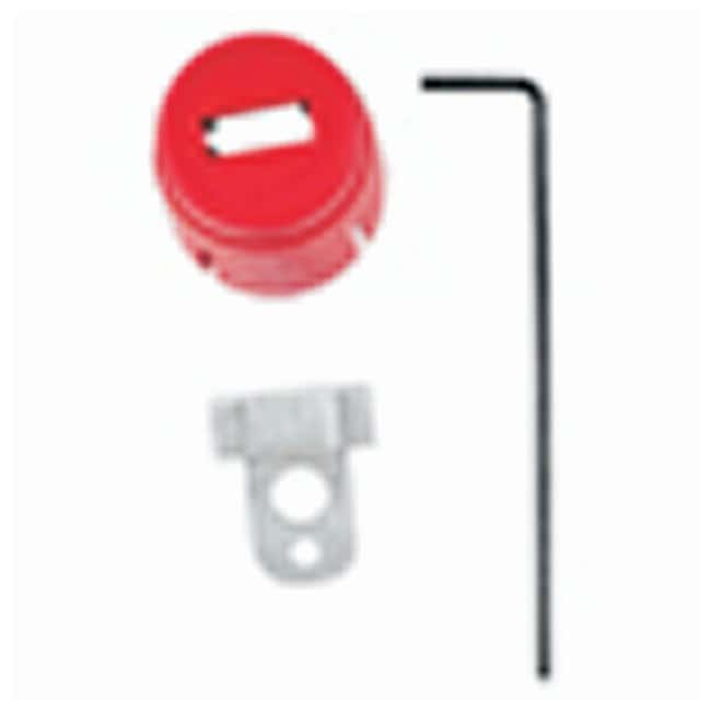 Brady Lockout Devices for Miniature SMC Model Air Regulators Lockout for