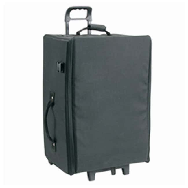 Brady GlobalMark Label Printer: Hard Carrying Case with Wheels Hard carrying