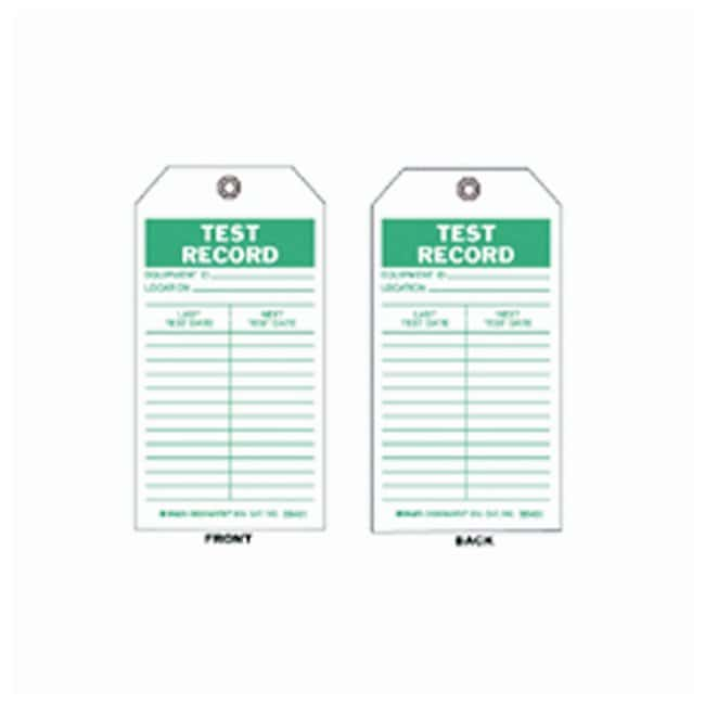 Brady™ Inspection and Material Control Tags