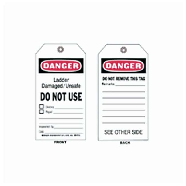 Brady™ Fargo Accident Prevention Tags