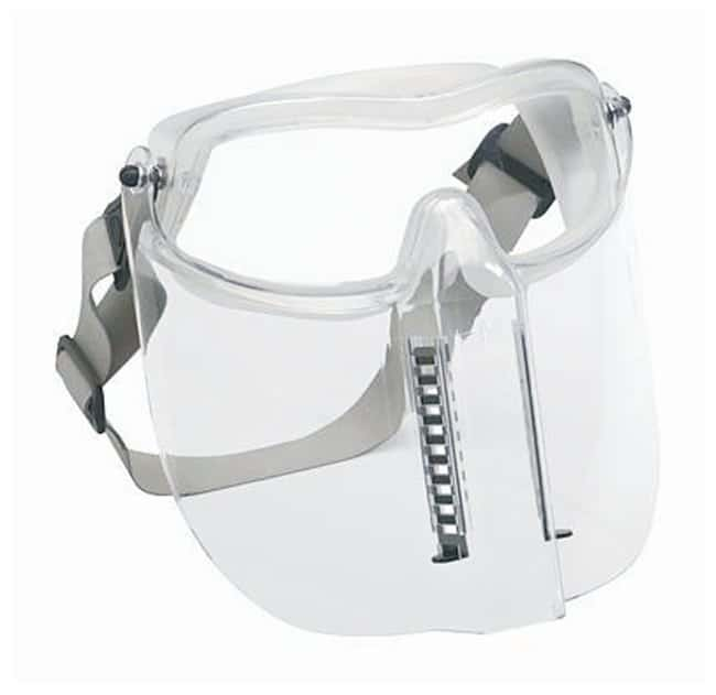 3M Modul-R Safety Goggle Clear Anti Fog Lens with Chin Protector With chin