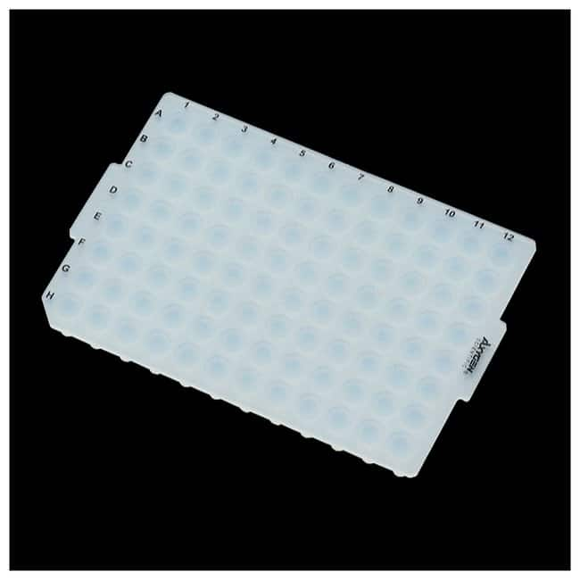 AxygenAxyMats 96 Round Well Compression Mat for PCR Microplates 10/Pk;
