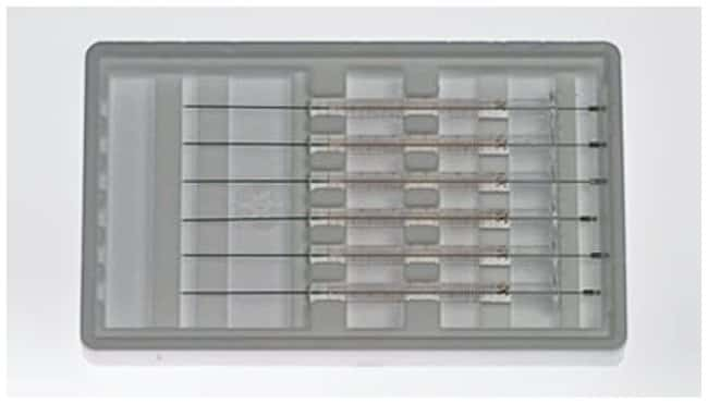 Hamilton™Microliter™ and Gastight™ Syringes: Model 701 for Agilent 7673, 7683, 7693 and 6850 ALS GC