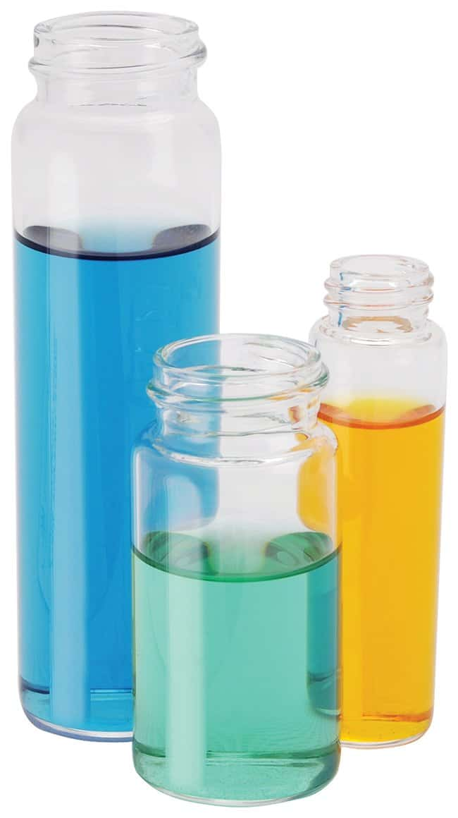 DWK Life SciencesKimble™ ClearScrew Thread Sample Vials without Closures: Home