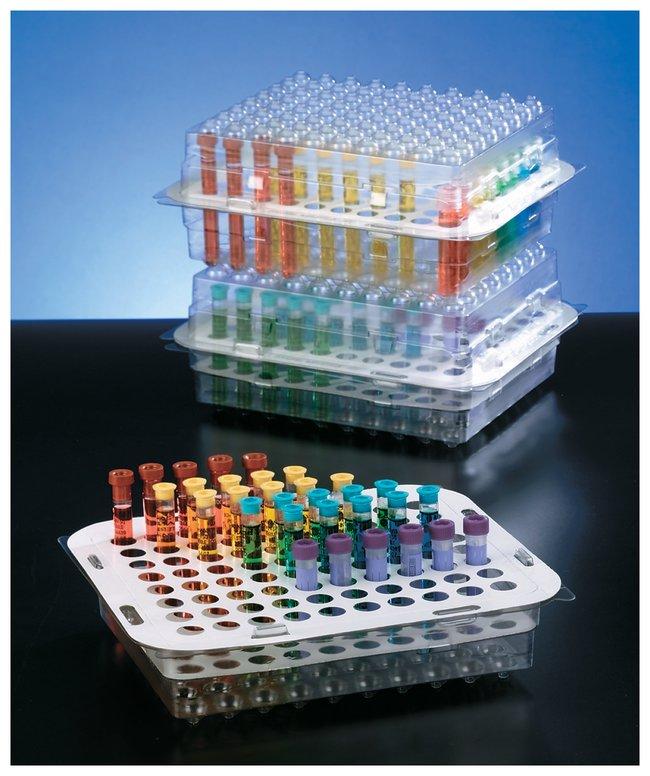 Whitney Medical Solutions Test n' Toss Disposable Test Tube Racks Disposable
