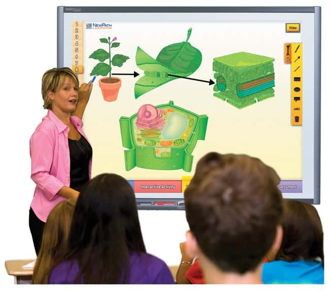 NewPath Learning&trade;&nbsp;Interactive Whiteboard Science Lessons: Life Science&nbsp;<img src=