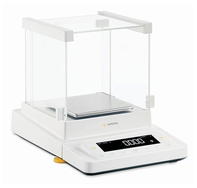 Sartorius Cubis MSE Precision Balances Weighing Range: 5200g; Manual glass
