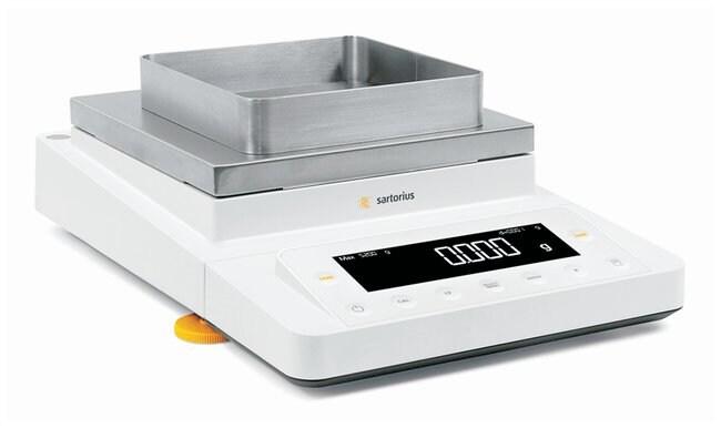 Sartorius Cubis MSE Precision Balances  Weighing Range: 5200g; Removable