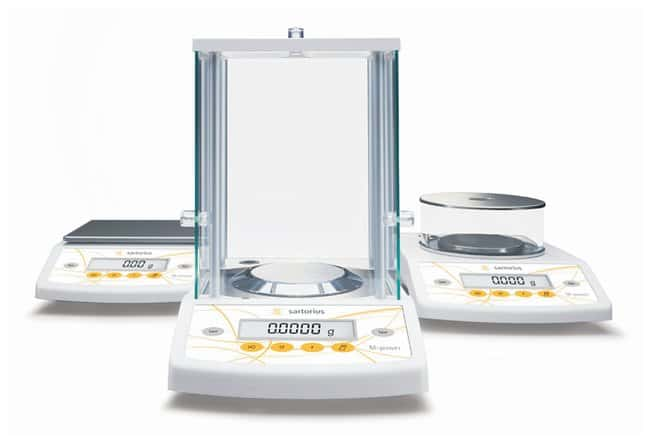 Sartorius M-Power Analytical Balances Weighing capac.: 210g; Readability: