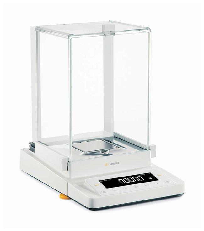 Sartorius™Cubis™ MSE Semi-Micro Balances: Draft Shield with Automatic Doors