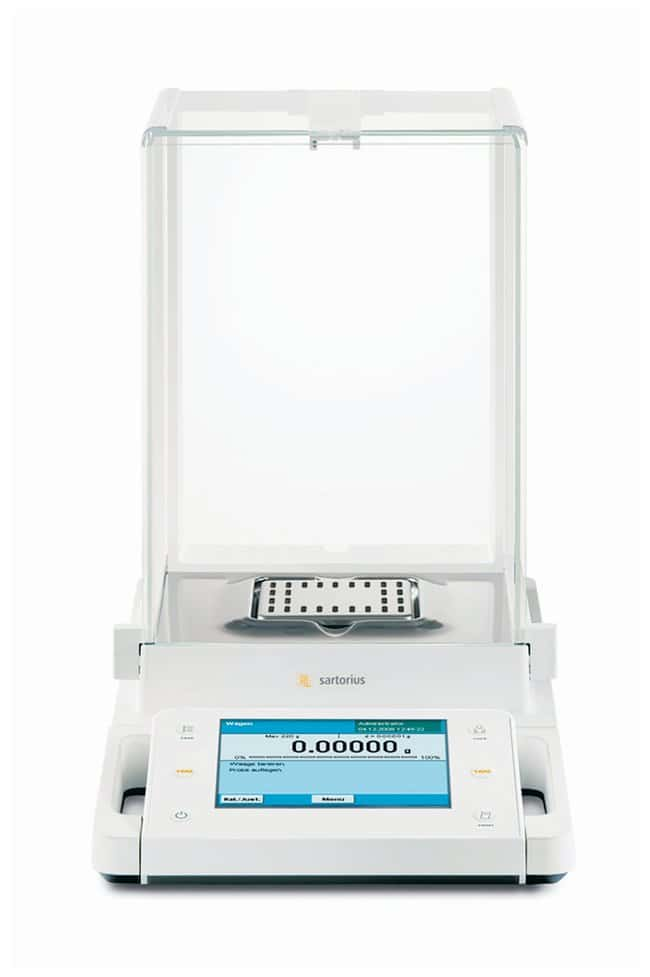 Sartorius™ balanzas cubis™ msa semi-micro range: 60/120/220g.